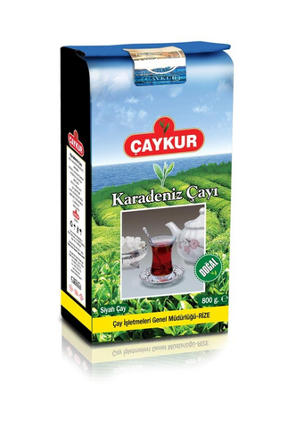CAYKUR Turkish Tea | Karadeniz Cayi Tea Turkish Coffee Bazaar