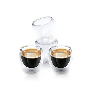 Espresso Glass Cups | Simple Turkish Coffee Cup Set Coffee Cups Turkish Coffee Bazaar