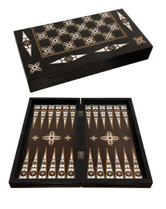 Ottoman Backgammon Board | Ertan Backgammon Turkish Coffee Bazaar