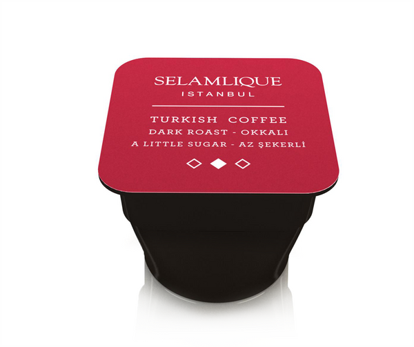 Selamlique Dark Roast Turkish Coffee Capsules Coffee Turkish Coffee Bazaar