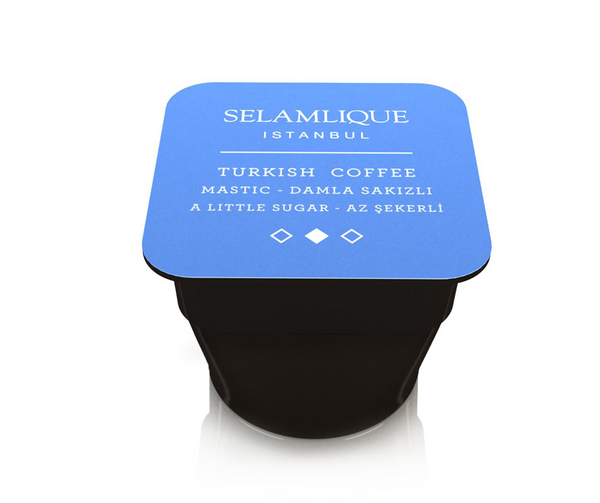Selamlique Mastic Turkish Coffee Capsules Coffee Turkish Coffee Bazaar