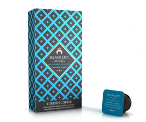 Selamlique Traditional Turkish Coffee Capsules Coffee Turkish Coffee Bazaar