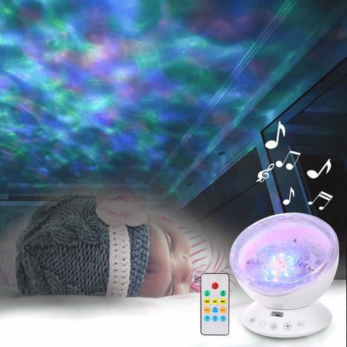 Ocean Projector Night Lamp