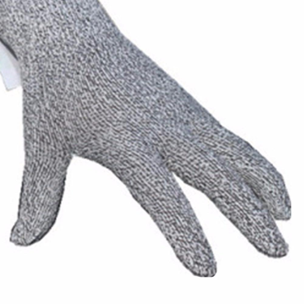 stainless steel safety gloves