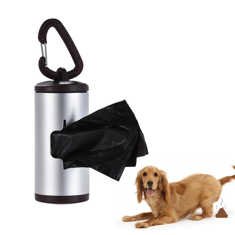 15pcs Waste Bags Dispenser For Pet