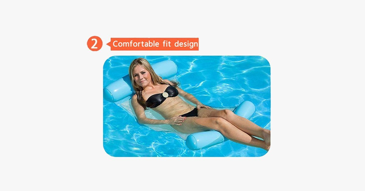 Swimming Pool Inflatable Floating Chair