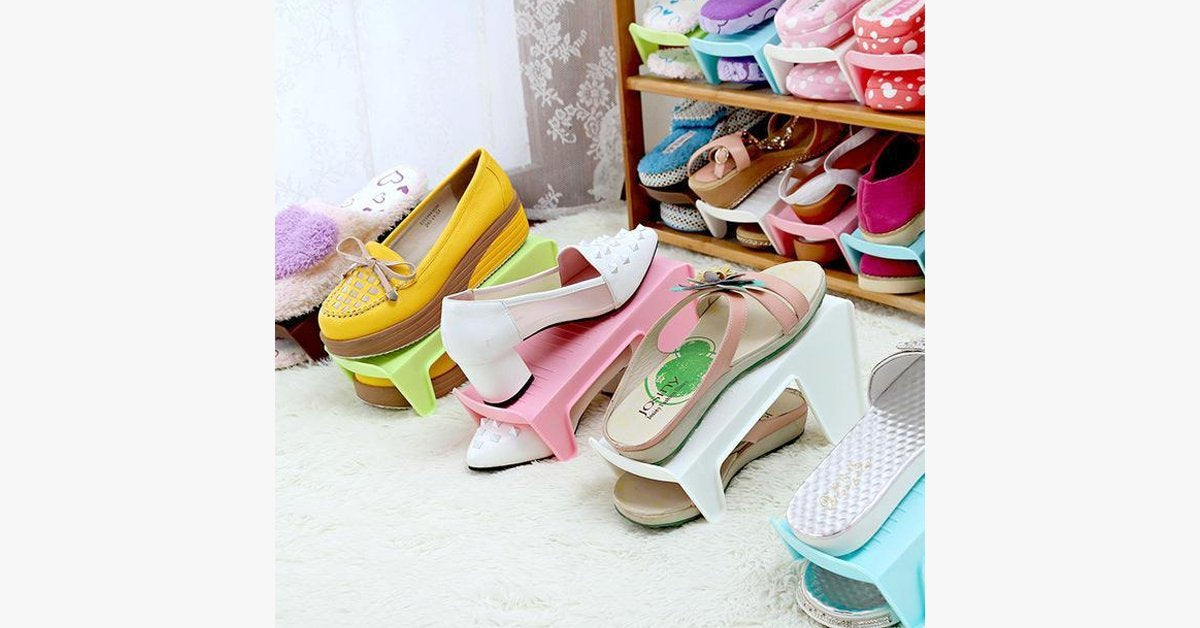 Easy Shoe Organizer For Home – Uncluttered And Mess Free!