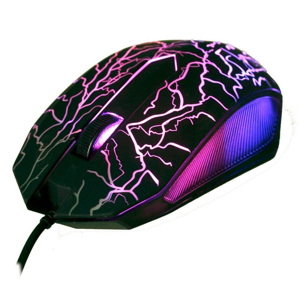 USB Wired Luminous Gaming Mouse