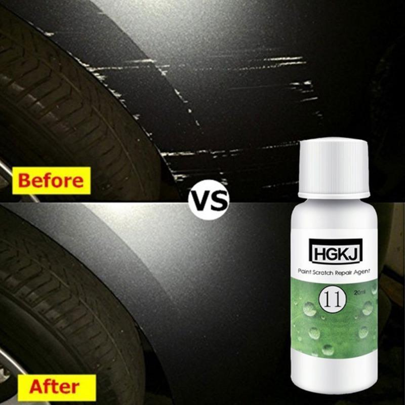 Instant Car Scratch Repair Polishing Paste Wax