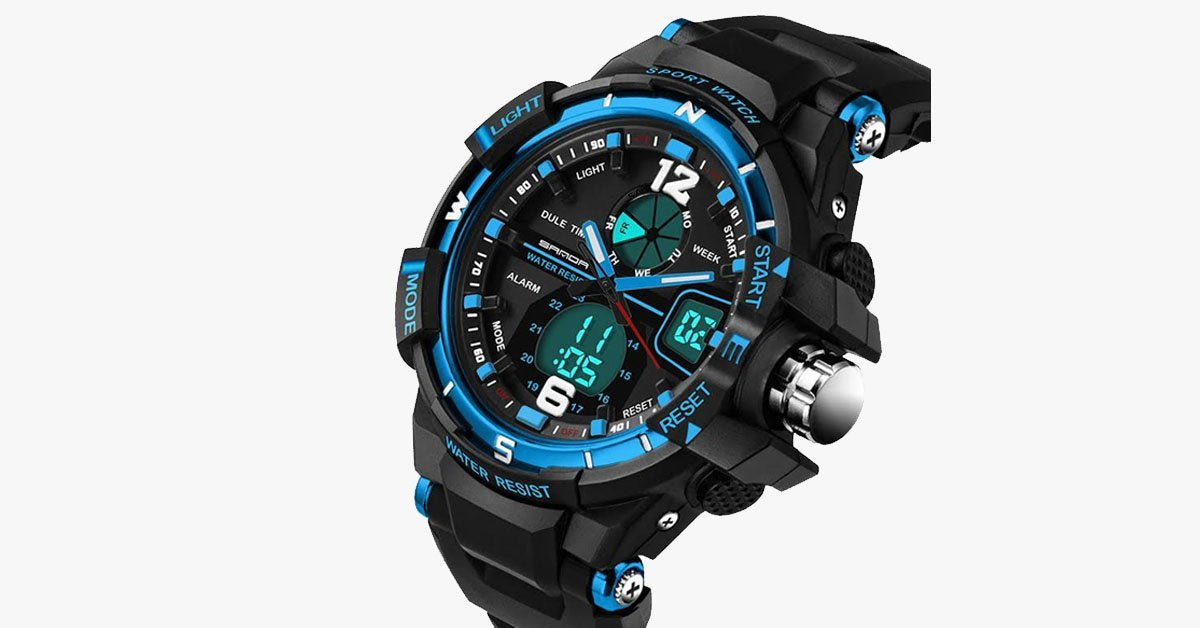 Sporty Watch for Men – Your On-Field Buddy!
