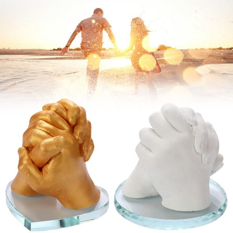 3D Handmade DIY Hand Foot Casting Kit