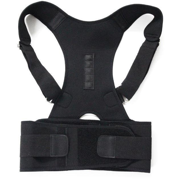 Adjustable Magnet Therapy Posture Support