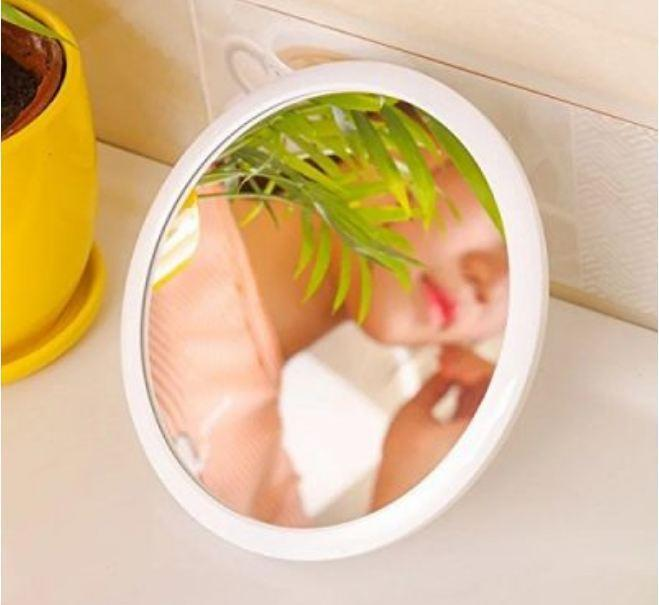 360° Rotating Cosmetic Mirror
