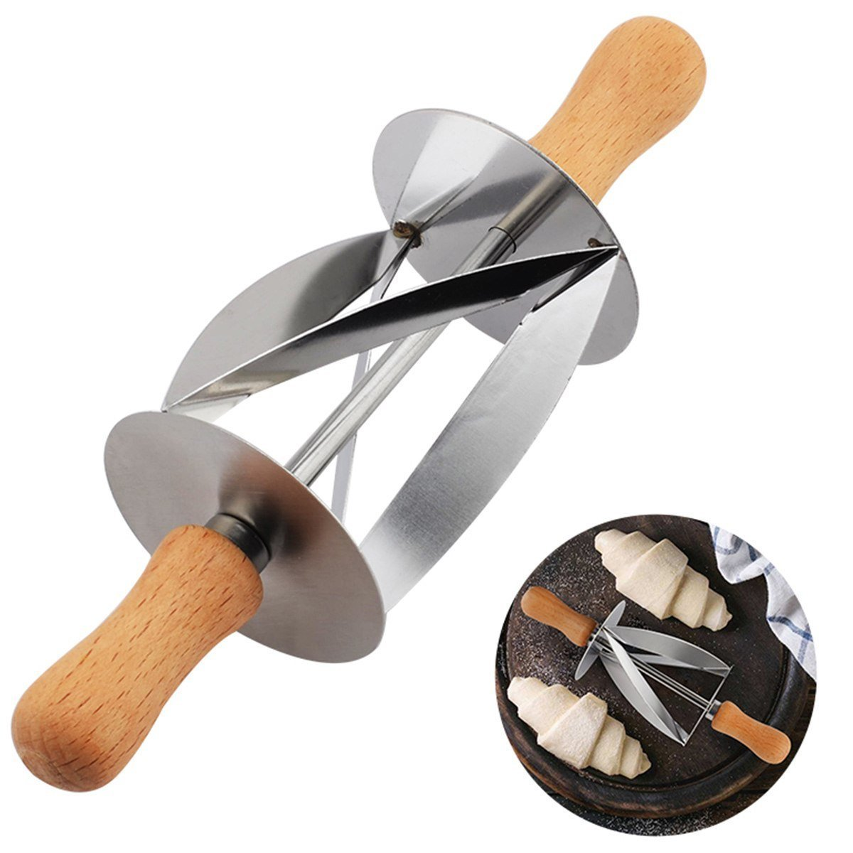 Stainless Steel Rolling Cutter