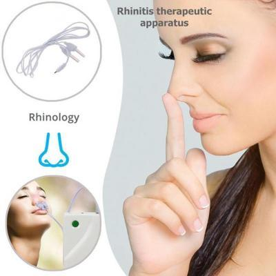 Nasal Rhinitis Sinusitis Massage Cure Therapy Device Laser Treatment Care