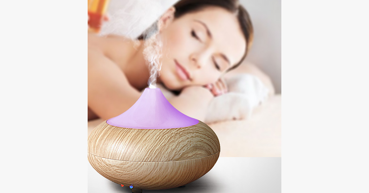 Aroma Diffuser – Make Your Home Smell Great!