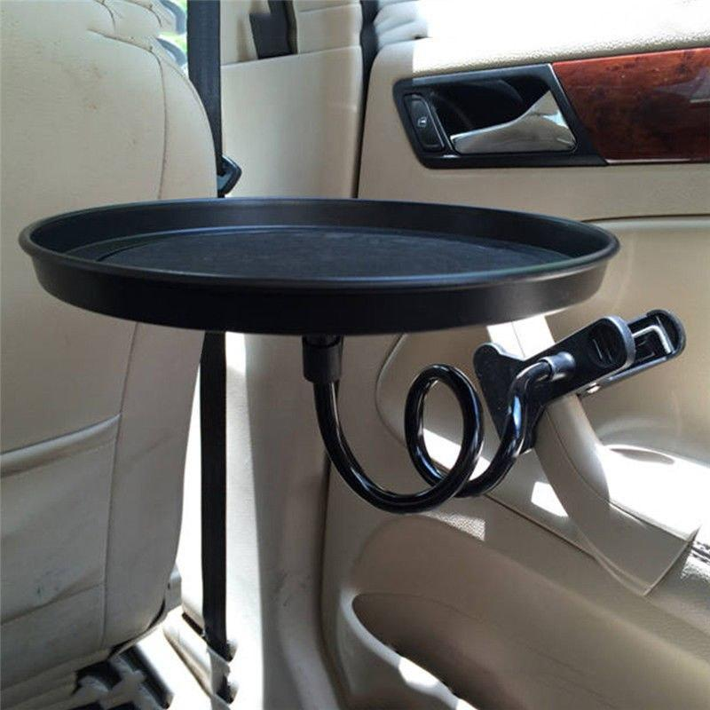 Car Mound Travel Food Tray