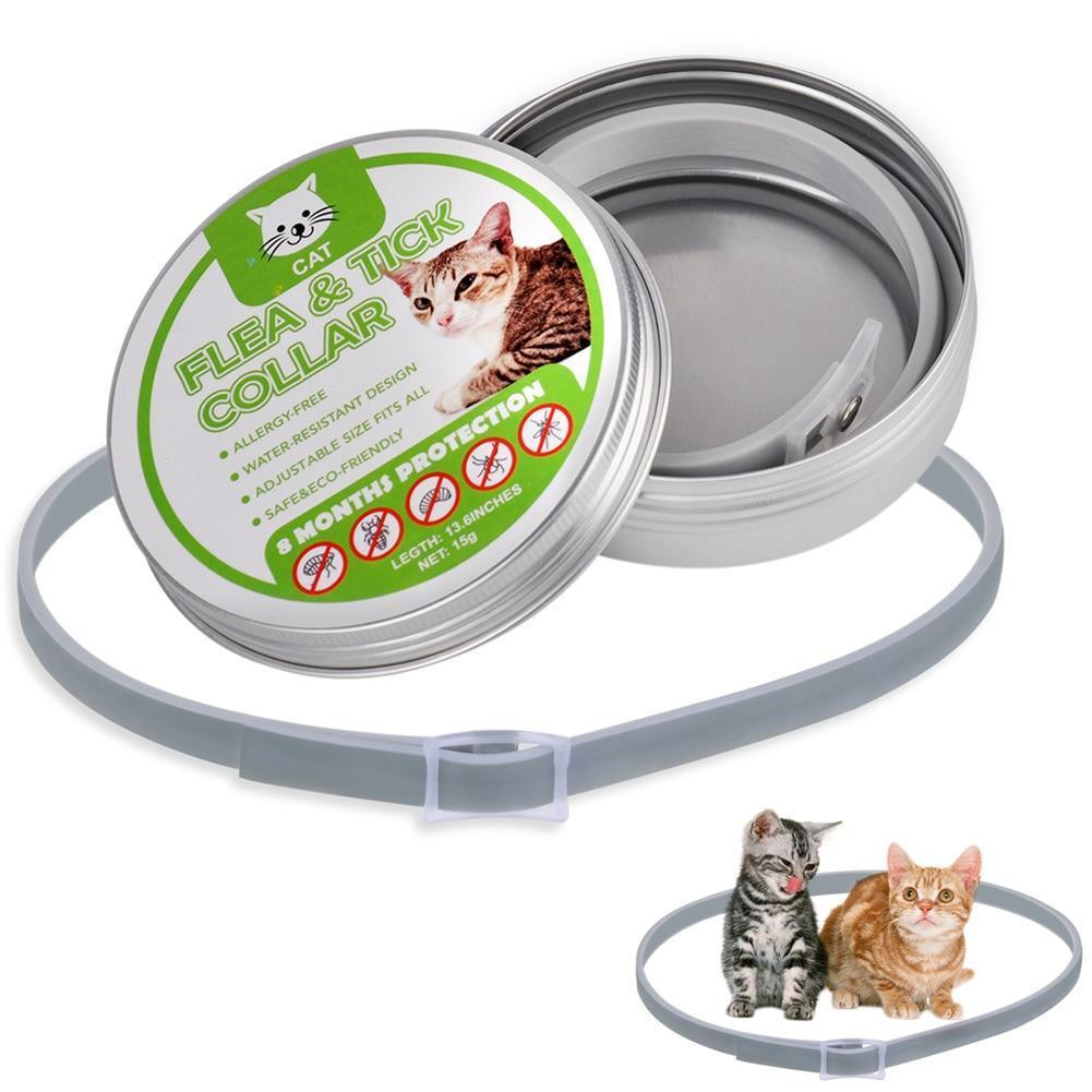 Pro Guard Flea And Tick Collar For Cats