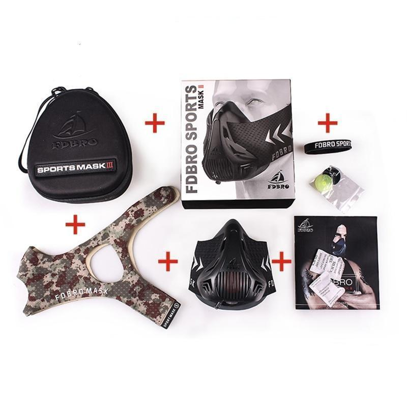 Sports Mask - Elevation Sports Training Mask 3 0