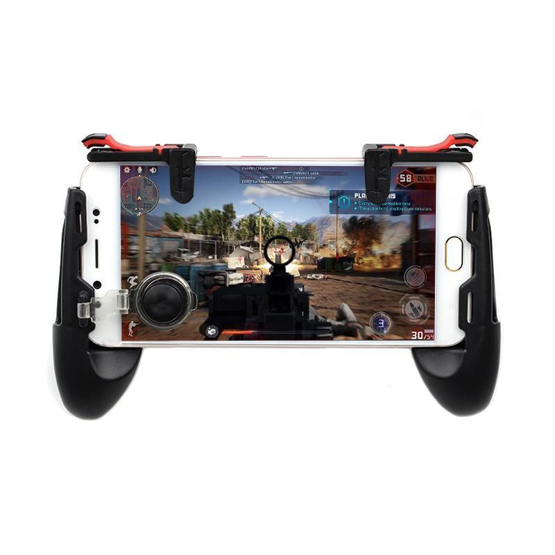 Pubg Gamepad For Android and iPhone