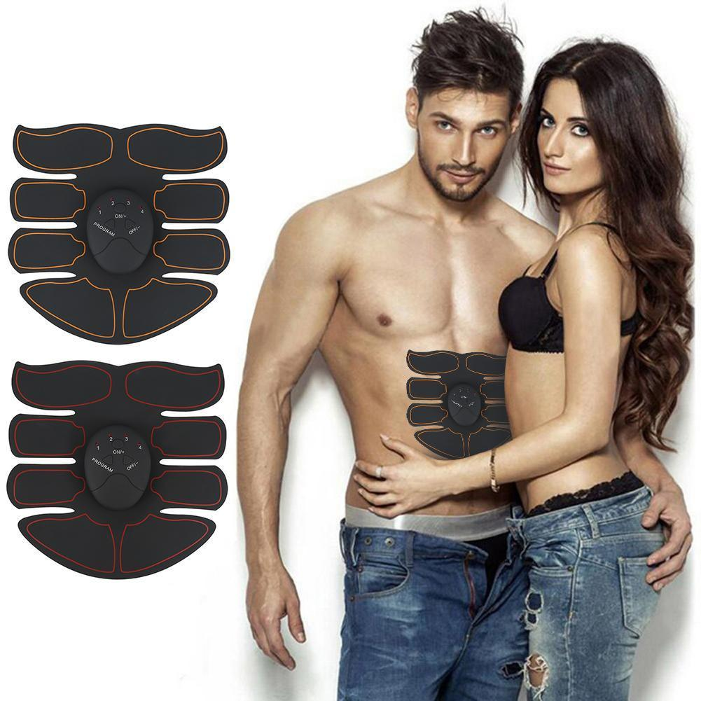 Ultimate ABS Stimulator, Fast Abs, Ab Toner, Ab Trainer, Muscle Trainer