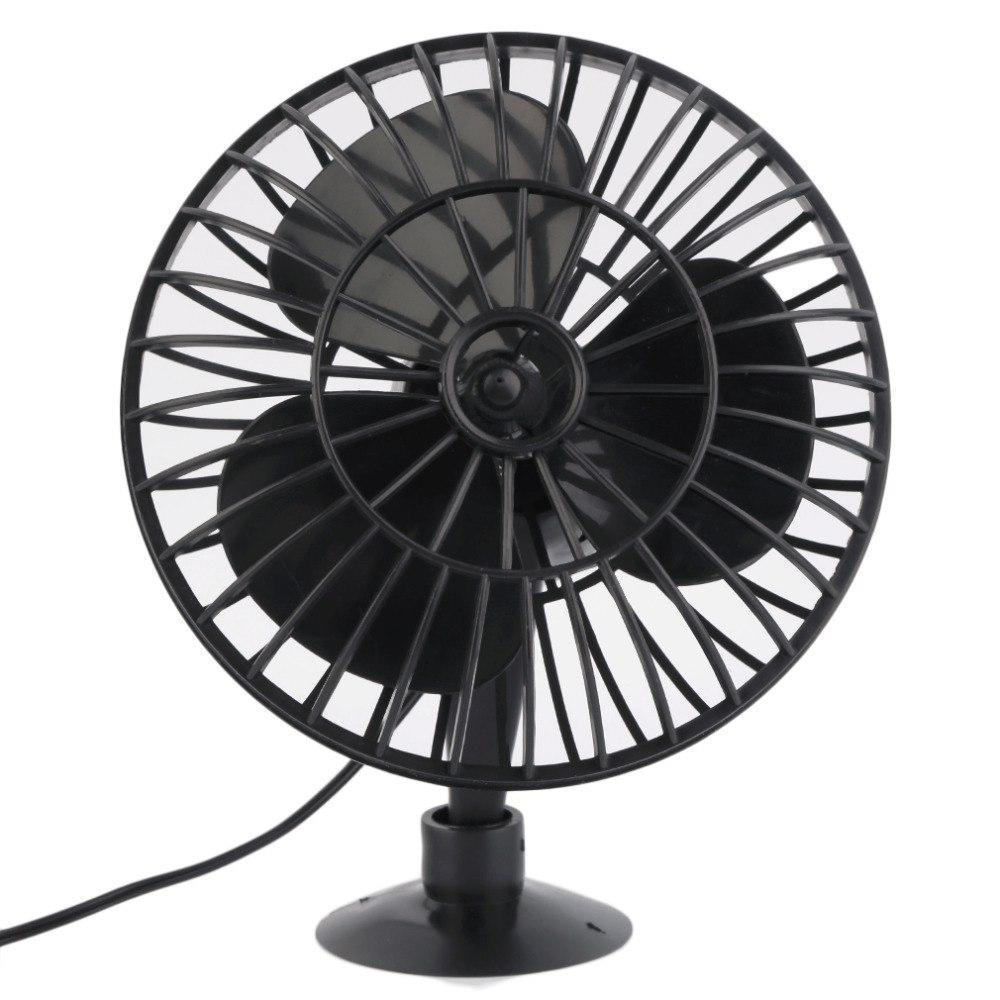 12V Mini Car Dashboard Fan