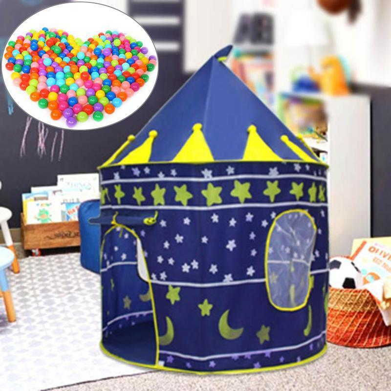 Kids Creative Play Tent