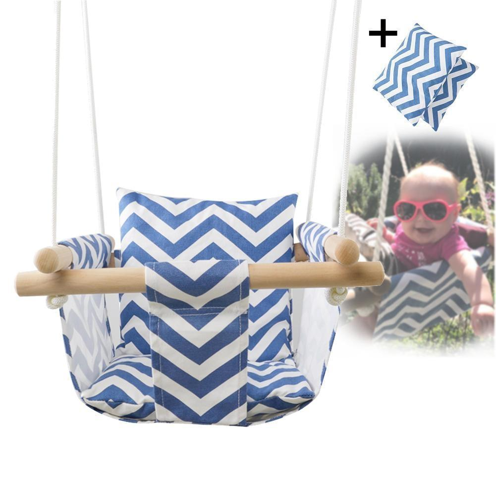 Portable Swing Chair With Cushion