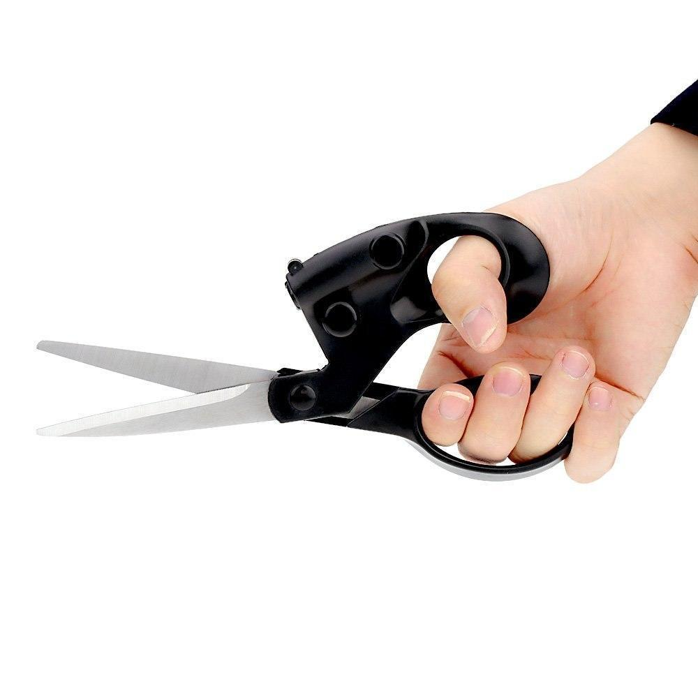 Professional Laser Guiding Scissors