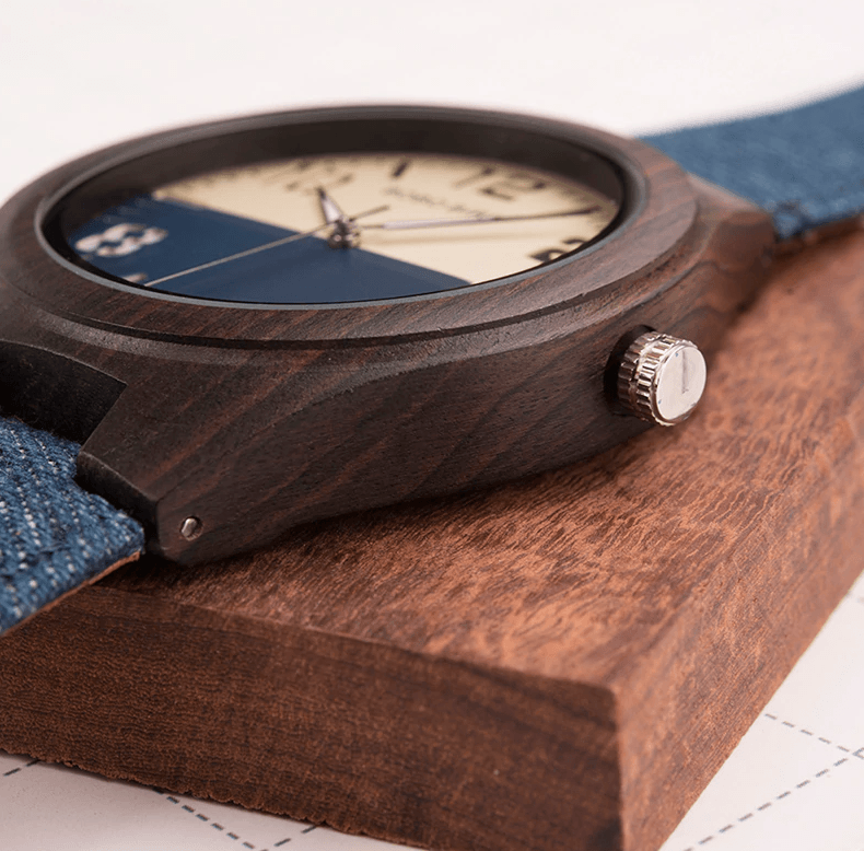 Mens and Womens Wooden Watch comes in a Beautiful Wood Gift Box Box