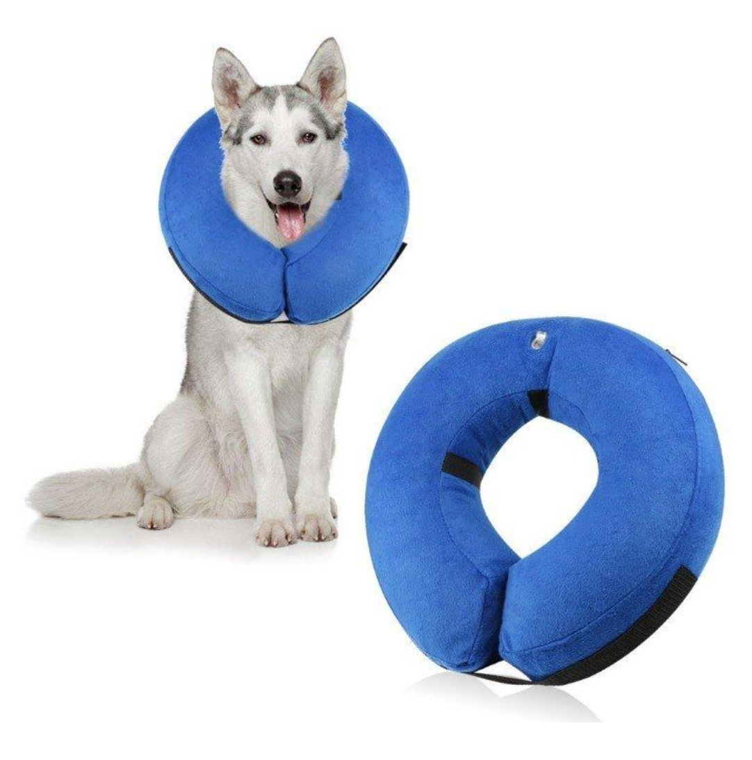 Inflatable Dog Collar