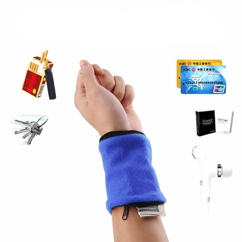Anti Sweat Wrist Wallet