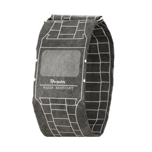 Digital Paper Watch