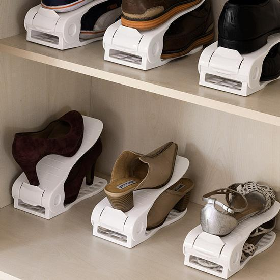 Shoe Rack Set of 8