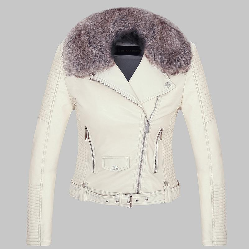 Winter Warm Faux Leather Jackets