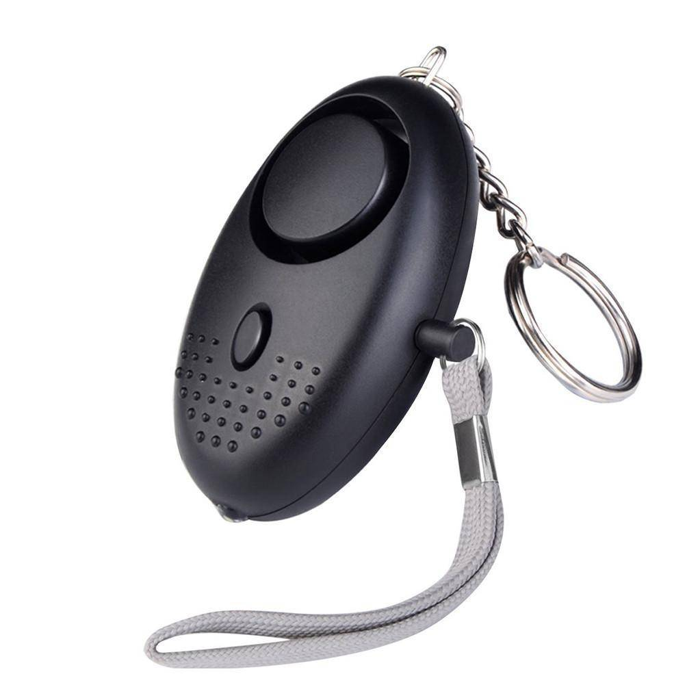 Personal Alarm with LED Flashlight