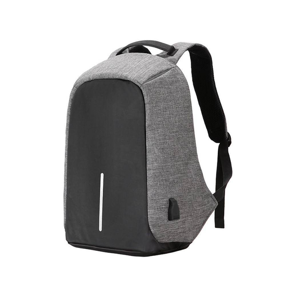 Backpack Casual Fashion Laptop Anti-theft Notebook School Bag with USB Port