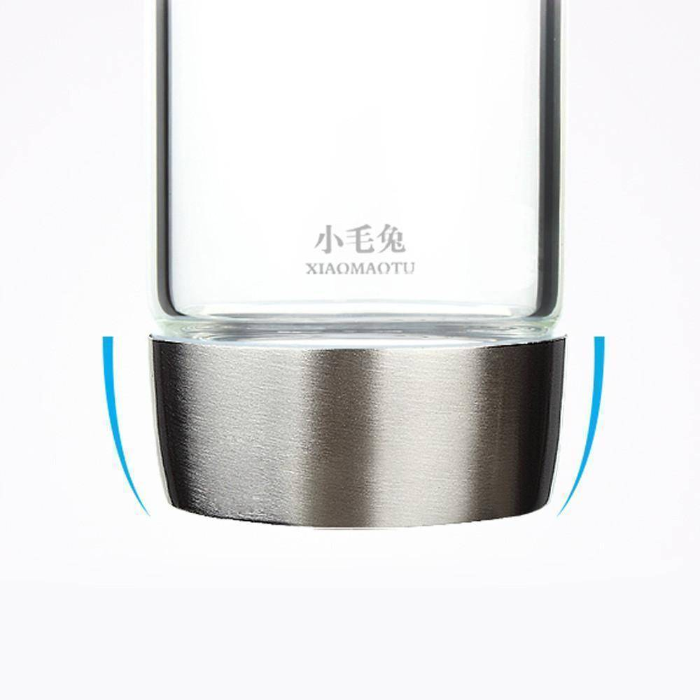 Smart Touch Portable Hydrogen Rich Ionizer Water Bottle