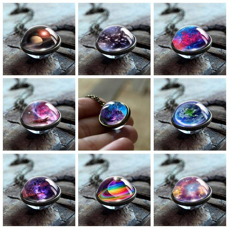 Universe Pendant Necklace