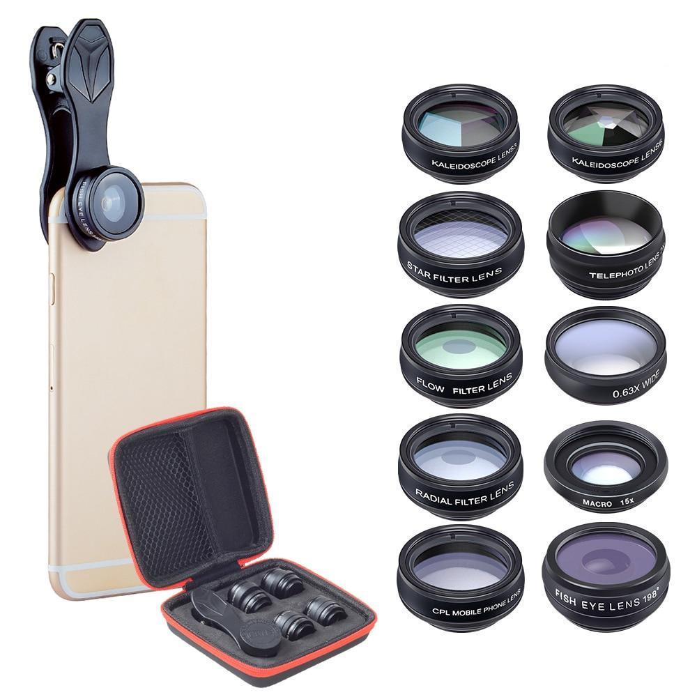 Camera Phone Lenses