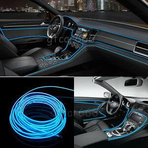 Car Neon Light Decor Lamp