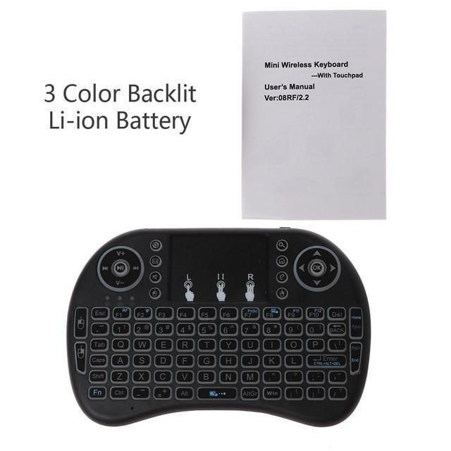 Wireless Keyboard For Smart TV