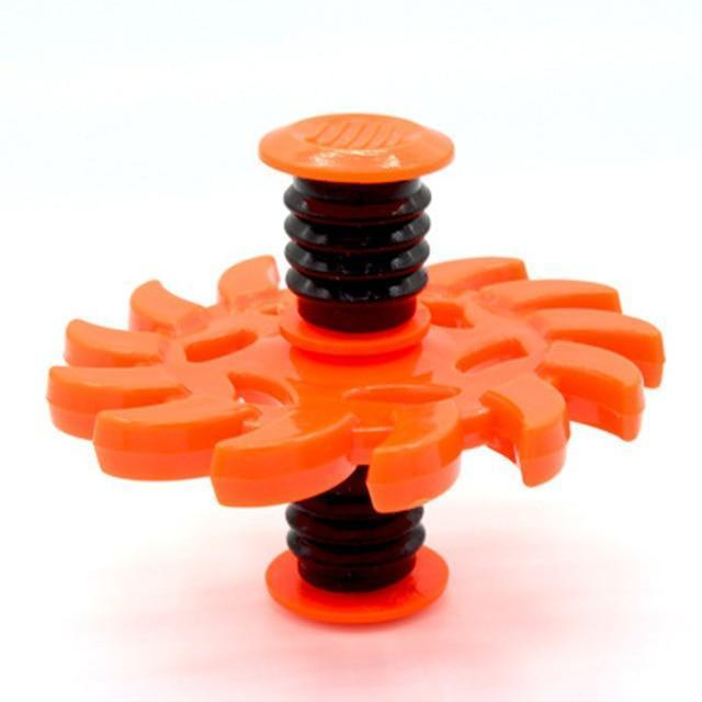 Bouncing Finger Spinner Gyro Stress Reducer Toys