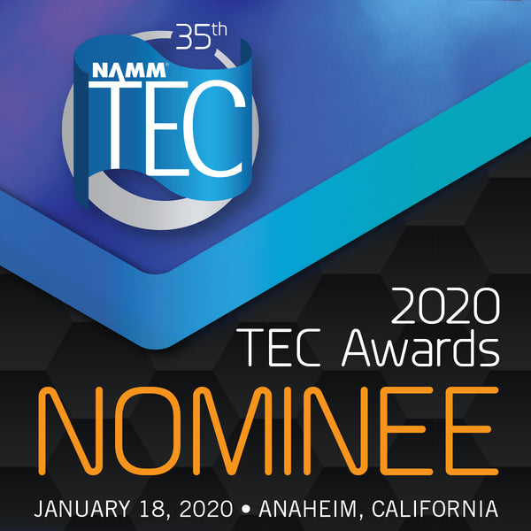PRESS RELEASE: True Iron Nominated for NAMM TEC Award