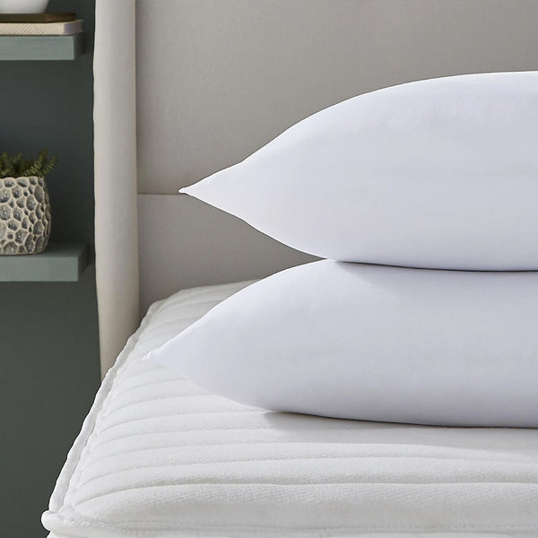 2 Ultimate Luxury Egyptian Cotton Pillows