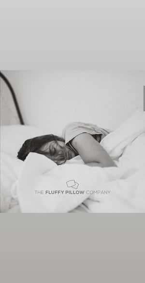 Help The Homeless - The Luxury Down Microfibre Pillow (set of two pillows)