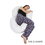 Sinead's Loving Pregnancy Pillow - G Shape Maternity