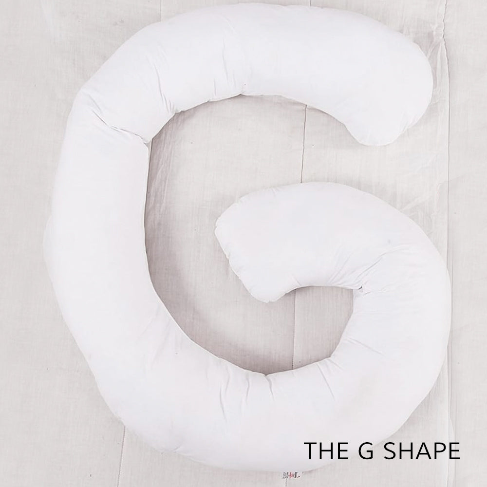 Load image into Gallery viewer, Sinead's Loving Pregnancy Pillow - G Shape Maternity