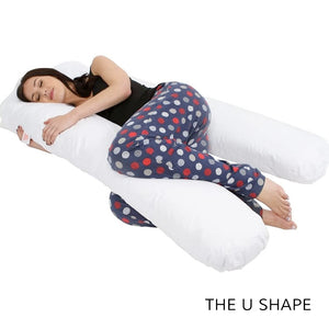 Load image into Gallery viewer, Sinead's Loving Pregnancy Pillow - U Shape Maternity
