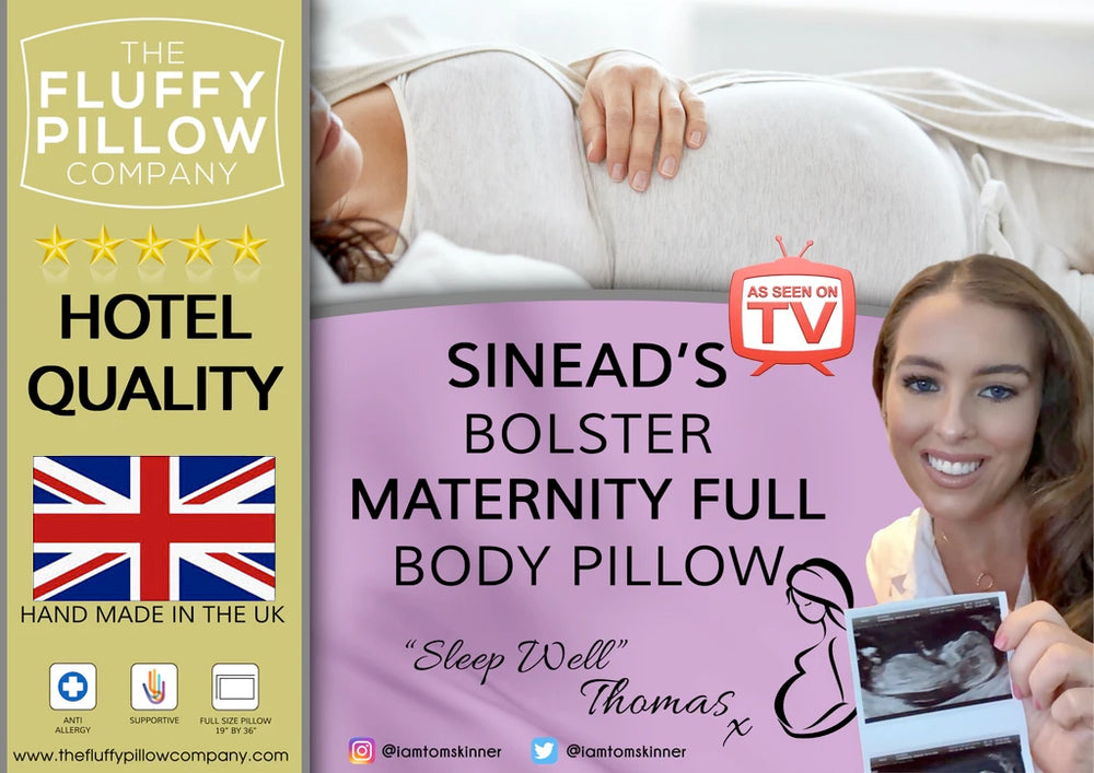 Sinead's Bolster Maternity Full Body Pillow